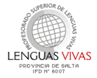 logo lenguas vivas