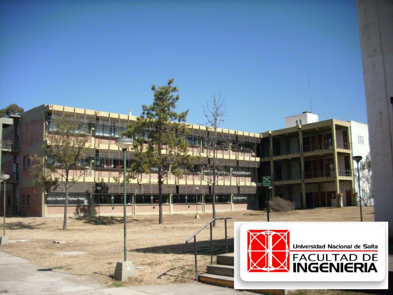 Edificio Facultad de Ingenieria